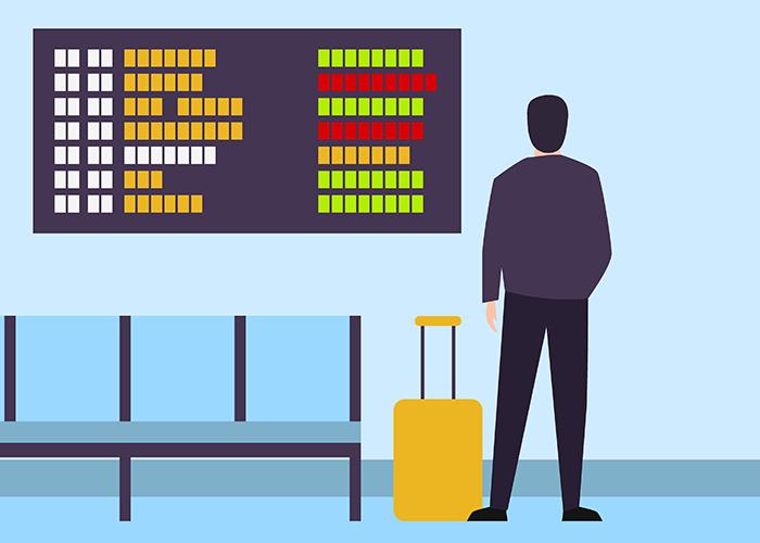 Что делать авиапассажиру, если задержан рейс